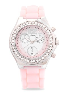 Ladies QTZ Regular Round Watch