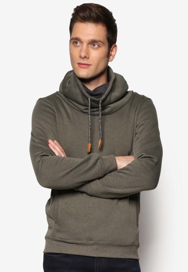 High Collar Sweater