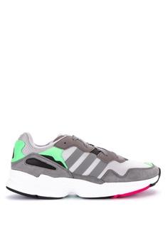 new styles f1adf 6f92a adidas grey adidas originals yung-96 45123SHD72D453GS 1