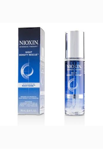 Nioxin NIOXIN - Intensive Therapy Night Density Rescue with Nioxydine24 70ml/2.4oz 1F007BE4EB6E9CGS_1