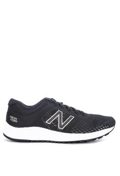 san francisco 8d14c c3621 New Balance black Fresh Foam Arishi Sneakers 2EBADSHEE96078GS 1