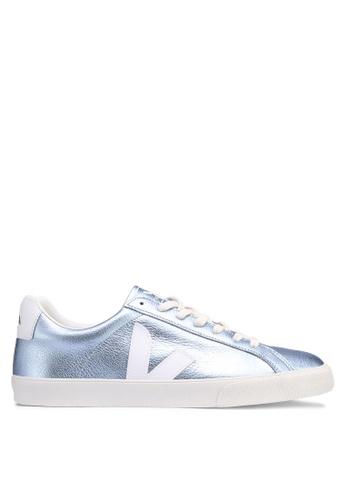 e484a1f4642f Shop Veja Esplar Leather Sneakers Online on ZALORA Philippines