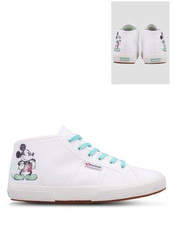 Superga white Nappaleau Sneakers 7E31DSH60C774DGS_1