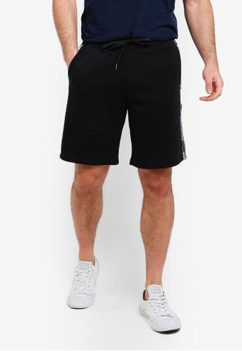 Hollister 黑色 經典短褲 985E9AA1C4F1BAGS_1