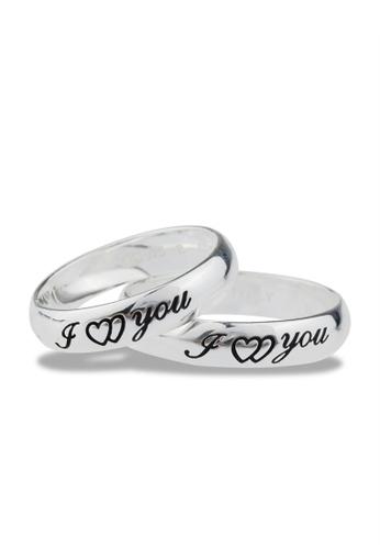 Sc Tom Silver Couple Ring Love Twr018 Sc872ac41nioph 1