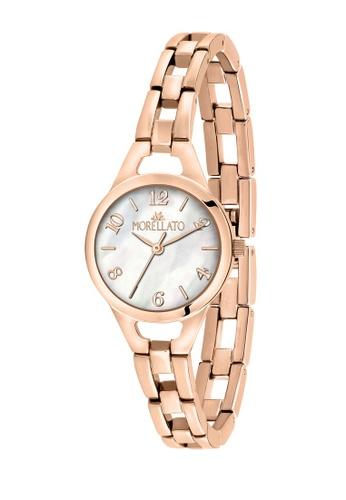 Morellato gold Girly Quartz Watch Rose Gold Steel R0153155501 9E909AC6F566E4GS_1