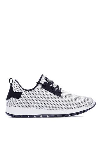 Life8 white Life8 Breathable Mesh Trainers/Sneakers-09424-White LI286SH0RQ0MMY_1