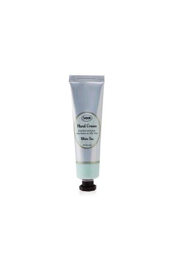Sabon SABON - Hand Cream - White Tea (Tube) 50ml/1.66oz 24F88BECAE3624GS_1