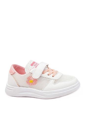 Twenty Eight Shoes white VANSA Embroidery Sneakers VSK-TB08 5E6C3KSABE520FGS_1