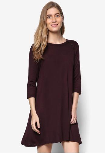 寬擺連身esprit台灣網頁裙, 服飾, 洋裝