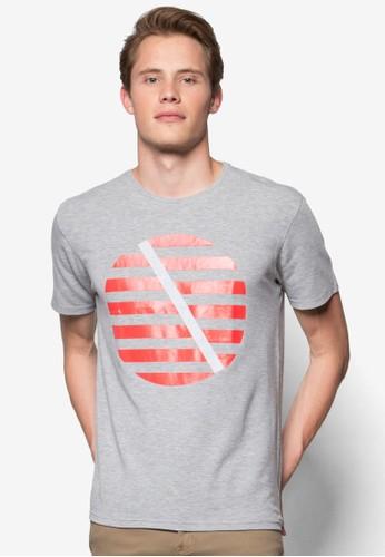 圖案esprit 品牌設計T 恤, 服飾, T恤