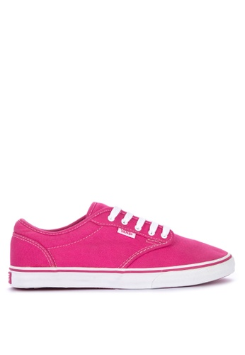 275bf7743f Shop VANS Atwood Low Sneakers Online on ZALORA Philippines