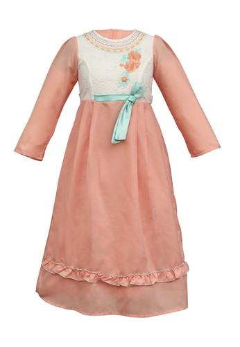 ODAIBA orange Muslim Anak-ODM 63 1/4 7392BKA944286CGS_1