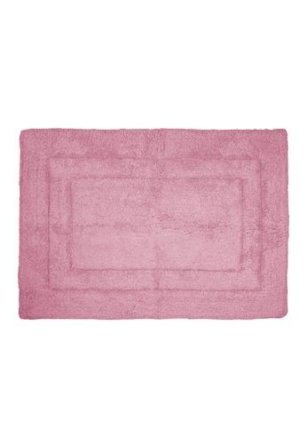 Charles Millen SET OF 2 Charles Millen Suite Collection 100 % Super Soft Cotton BS - 115 Classique Tufted Rug / 45 x 65cm/ 455g. C2980HL55043B4GS_1