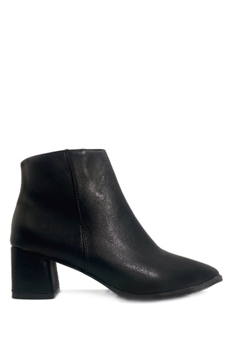 Twenty Eight Shoes black Basic Pointy Ankle Boots VB9336 2B43ESH390BCC9GS_1
