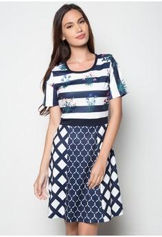 Bluerine Dress