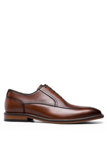 Twenty Eight Shoes Cow Leather Classic Oxford DS6787 4E95CSH71E4174GS_1