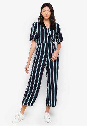 49f88a6510b4 Shop Cotton On Woven Mali Jumpsuit Online on ZALORA Philippines