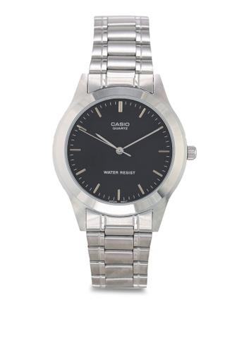 1c3e5b5fdb5 Shop Casio Casio MTP-1128A-1ARDF Watch Online on ZALORA Philippines