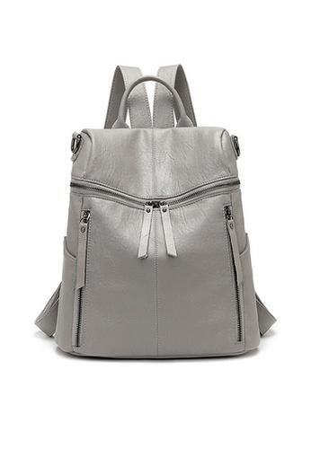 Twenty Eight Shoes grey VANSA Multi-functional Backpacks VBW-BpA001 D3E0DACF9B8C43GS_1