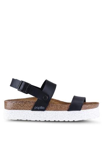 b0faa536c9d86 Shop Birkenstock Cameron Birko-Flor Sandals Online on ZALORA Philippines