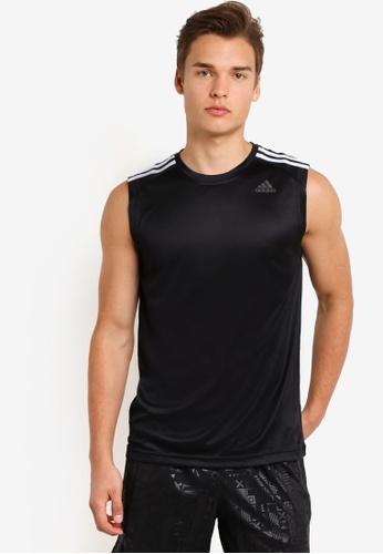 adidas black adidas d2m sl 3s AD372AA0RS6WMY_1