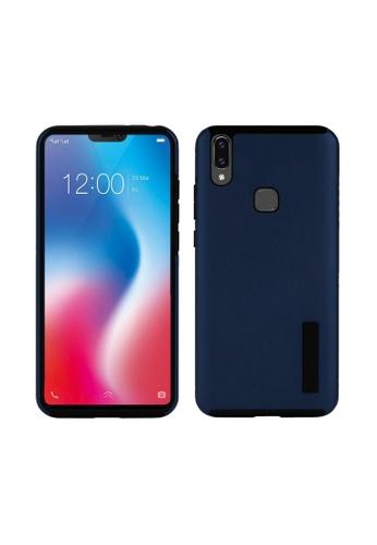 MobileHub blue Dual Pro Shockproof Case for Vivo Y85 61EE4ACBBF238CGS_1