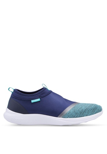 Power multi and navy Athletic Walking Shoes B96D7SH220947FGS_1