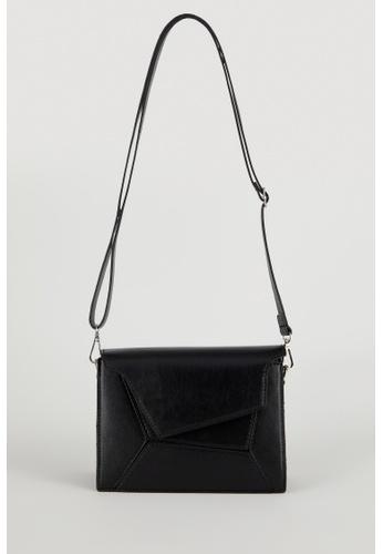 DeFacto black Woman Shoulder Bag D77A5AC35708E6GS_1