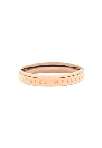Daniel Wellington gold Classic Ring Rose Gold 54 E67E3ACAB68A0FGS_1