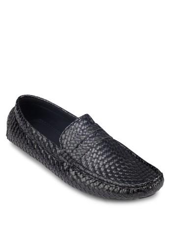 France 系列編織樂福鞋, 鞋,esprit衣服目錄 船型鞋
