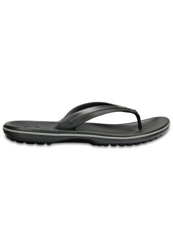 Crocs black Crocband™ Flip Blk CR883SH84XUDMY_1