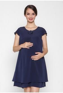 Yola Maternity Dress 51002 CH841AA02VCZID 1 Chantilly ... ec95c145ce
