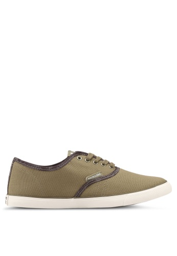 North Star green North Star Low Cut Sneakers 155FASH5394985GS_1