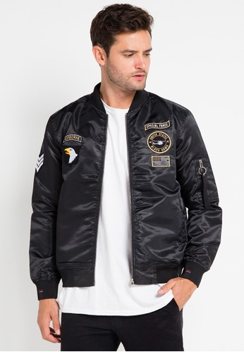 X8 black Aydin Jackets X8323AA0VRHRID_1