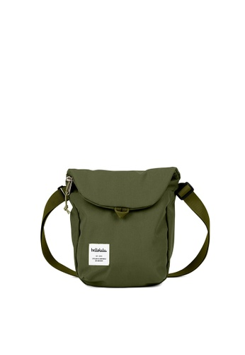 Hellolulu green Desi - All Day Sling Bag F3840ACA6B9AA3GS_1