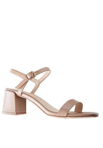 Twenty Eight Shoes Strap MId Heel Sandals 1800-3 52CB2SH7A641FAGS_1