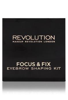 Focus & Fix Brow Kit Medium Dark