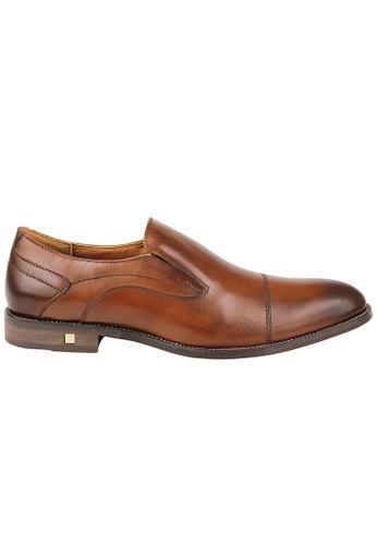 Tomaz Tomaz F210 Slip On Loafers (Brown) 7F8D2SHDE1C71DGS_1
