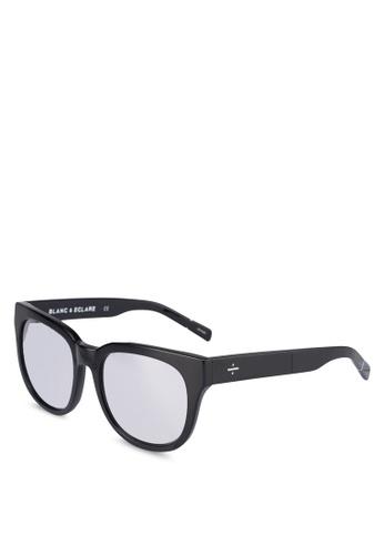 BLANC & ECLARE black Seoul Sunglasses A2F68GL4F259D4GS_1