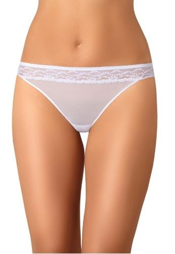 Teyli white Women's Panties Sassi White 08EEDUSB37083EGS_1