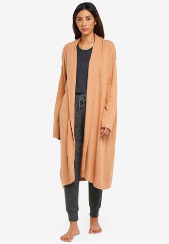 Cotton On Body orange Super Soft Cardigan F974EAA2A7232EGS_1