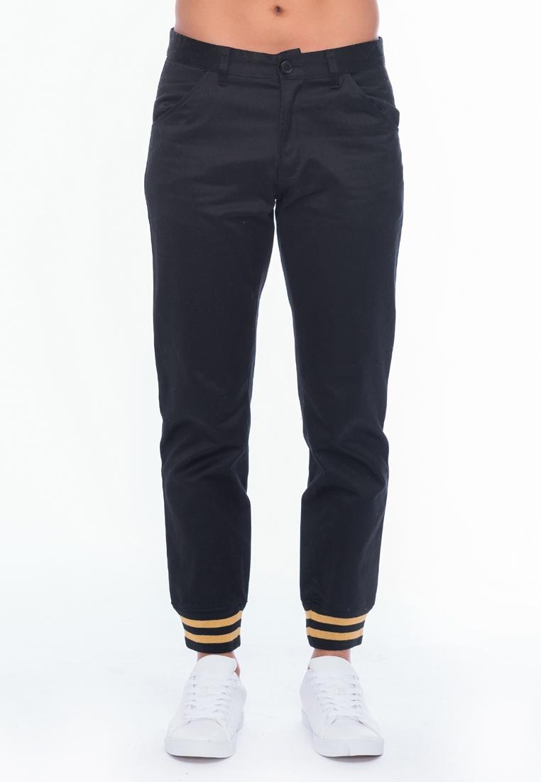 Alpha Jogger Ackerley Style Pants Black EzxqZ