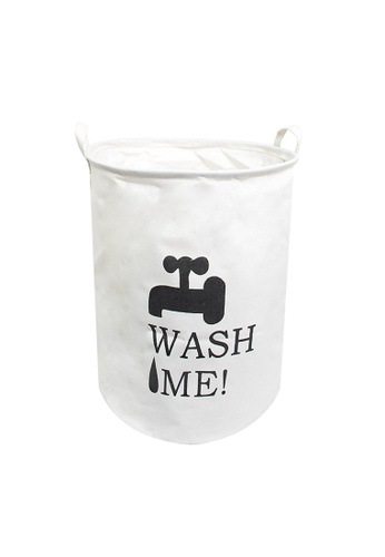 HOUZE HOUZE - Laundry Bag (Large) - Wash Me BDA2FHLABE30EEGS_1