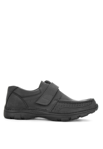 Itti black Formal Slip Ons E9DBFSH3202699GS_1