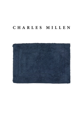 Charles Millen SET OF 2 Charles Millen Suite Matrice Tufted Bath Rug ( 40cm x 60cm )360g 6D901HLF506C07GS_1