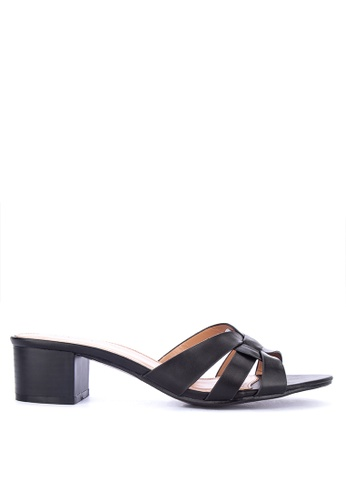 Shop Alberto Chunky Heeled Slides Online on ZALORA Philippines a173b937a