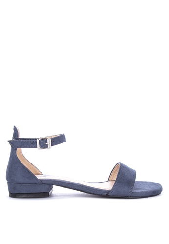 74d5e10966a1 Shop H2Ocean Fenris Low Heeled Sandals Online on ZALORA Philippines