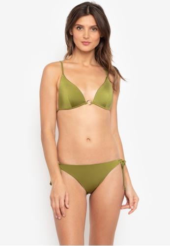57f4e83dcd Shop Women Secret Triangle Bikini Top With Hoops Online on ZALORA  Philippines