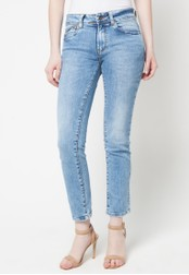 LOIS JEANS blue Long Pant Denim LO391AA45ITMID_1